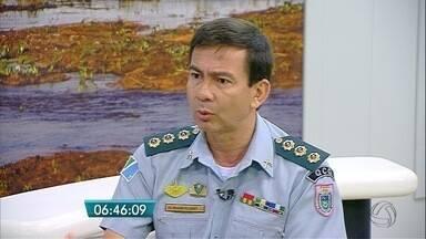 Regras para embarques em aviões ficam mais rigorosas - Coronel da Polícia Militar comenta sobre segurança no Bom Dia MS.