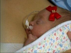Novo método ajuda no desenvolvimento dos bebês prematuros - A iniciativa diminui o tempo de internação do bebê