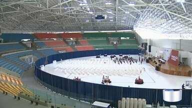 Cidades da região recebem delegações para Olimpíada - Seleção canadense de vôlei vai treinar em Taubaté.