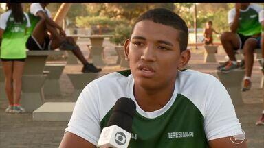 Esporte transforma vida de jovem em bairro violento de Teresina - Esporte transforma vida de jovem em bairro violento de Teresina