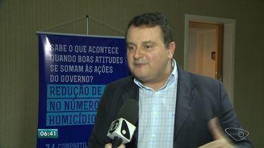 Segurança na fronteira do ES com Rio será reforçada para Olimpíadas - Rodovias e aeroportos receberam reforço.