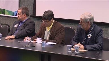 PSB-SC oficializa pré-candidatura de Murilo Flores à prefeitura da capital - PSB-SC oficializa pré-candidatura de Murilo Flores à prefeitura da capital