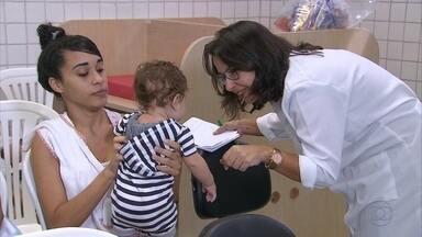 Mutirão de saúde na Zona Norte do Recife realiza diagnóstico de microcefalia em crianças - Objetivo é confirmar ou descartar a malformação congênita em pelo menos 78 bebês