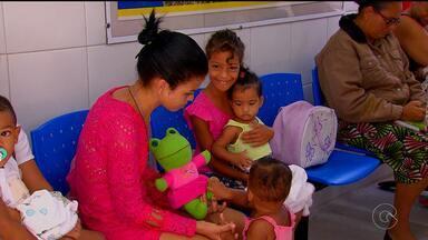 Região metropolitana de Recife sofre com casos de Caxumba - Só este ano, 74 pessoas já tiveram a doença