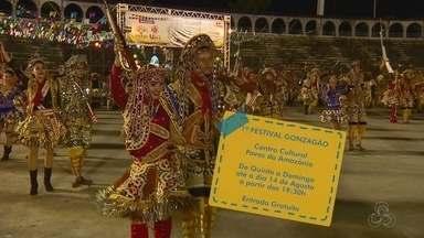 Festival Gonzagão será realizado em Manaus - Evento é realizado no Centro Cultural Povos da Amazônia.
