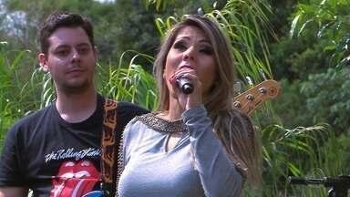 O sucesso 'Mercedita' cantado por Nadielly Lobato - O sucesso 'Mercedita' cantado por Nadielly Lobato