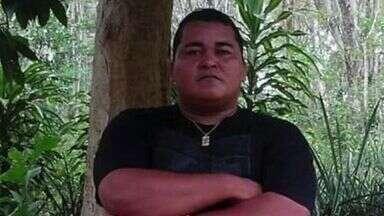 Ex-vigilante que fez reféns em banco morre no hospital, no ES - Ruberval Barcelos deu um tiro no próprio peito durante negociação.