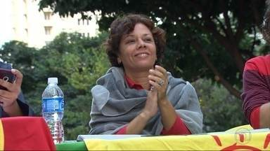 PSOL lança Maria da Consolação como candidata à Prefeitura de Belo Horizonte - Partido Socialismo e Liberdade realizou convenção para as eleições municipais no último sábado.