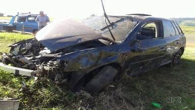 Outras duas pessoas morrem em acidentes diferentes na região - Um foi registrado perto de Wenceslau Braz e o outro, em Siqueira Campos