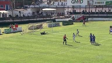 Operário ganha de 3 a 1 do Foz do Iguaçu pela Taça FPF - Jogo foi no domingo, em Ponta Grossa