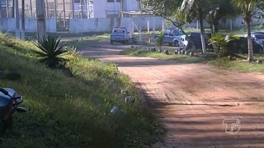Presos queimam colchões e quebram celas no presídio de Santarém - Motim ocorreu na central de triagem masculina na manhã desta segunda-feira (25). Doze detentos envolvidos devem cumprir medidas disciplinares, diz Susipe.
