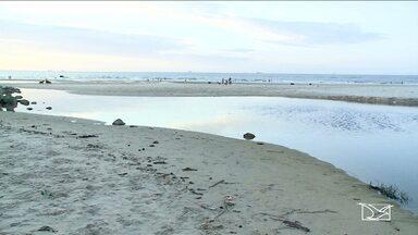 Dermatologista fala sobre perigos de tomar banho em praias contaminadas - Dermatologista fala sobre perigos de tomar banho em praias contaminadas de São Luís.