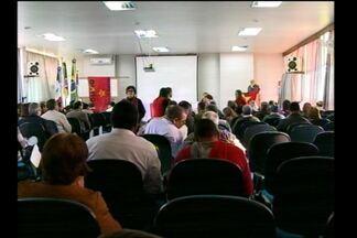 Definido o candidato a prefeito em Santa Rosa, RS, pelo PT - A convenção apontou o nome de Orlando Desconsi.