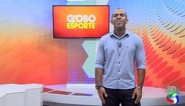 Globo Esporte MT, 25/07/2016, na íntegra - Globo Esporte MT, 25/07/2016, na íntegra