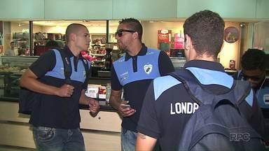 Após empate com o lanterna, Londrina embarca para enfrentar Avaí em Santa Catarina - Tubarão ficou no empate em 1 a 1 contra os maranhenses do Sampaio Corrêa no Estádio do Café.