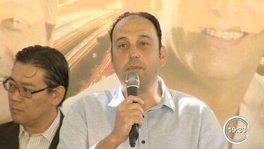 Felício Ramuth é o condidato do PSDB à prefeitura de São José - Partido fez a convenção neste domingo (24).