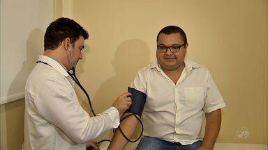 Voluntários no Ceará começam a receber vacina-teste contra dengue - Vacina é aplicada na UFC.