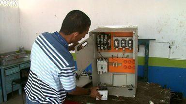 Devido a roubo de cabos elétricos de estação de captação,16 mil alagoanos ficam sem água - De acordo com a Companhia de Saneamento de Alagoas (Casal), 10 roubos desse tipo foram registrados, em 2016, em Maceió.