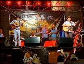 Etapa do 'Viola dos Gerais' escolhe mais três músicas finalistas em Patis - Próxima seletiva será de três músicas de Montes Claros.