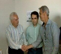 PMDB define candidatos a prefeito e vereadores em Divinópolis - Galileu Machado foi escolhido candidato a prefeito por 53 dos 55 votantes. Rinaldo Valério será vice.