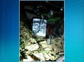 Motociclista morre após colidir com carro na BR-153 - Motociclista morre após colidir com carro na BR-153