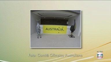 Delegação da Austrália volta para a Vila Olímpica nesta quarta-feira (27) - Delegação volta depois de queixas públicas contra as instalações. O prefeito do Rio diz que a culpa é do comitê organizador. Já o presidente do Comitê Olímpico Internacional desembarca no Brasil e diz que está confiante.