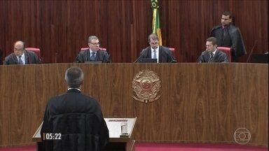 STF recebe novos documentos indicando lavagem de dinheiro na campanha de Dilma - As informações foram enviadas pelo ministro Gilmar Mendes, presidente do TSE e trazem indícios de irregularidades na campanha de 2014.