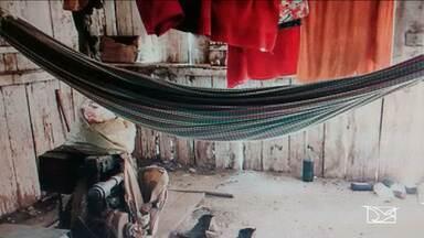 Ministério Público resgata mais de 20 trabalhadores em situação análoga à escravidão - Caso pode ser confirmado por meio de fotos que mostram a situação deplorável a que os trabalhadores estavam submetidos.