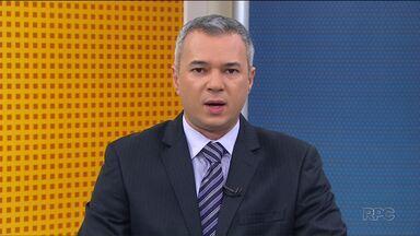 Bandido é preso em Hospital Infantil em Curitiba - Ele roubou um carro e entrou no hospital para despistar a polícia.