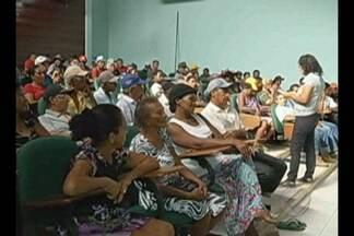 Manifestantes do MST entram no terceiro dia de ocupação do Incra - Eles querem celeridade nos processos de desapropriação rural no sudeste do Pará