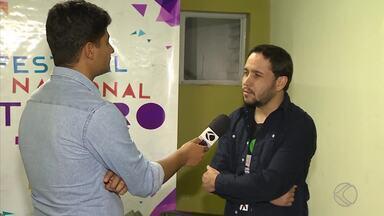 Festival Nacional de Teatro é neste final de semana em Barbacena - São 18 espetáculos. Programação é gratuita.