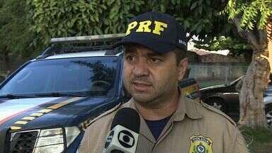 PRF fala sobre a entrada de armas pelas rodovias - PRF fala sobre a entrada de armas pelas rodovias.
