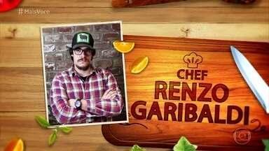 Conheça o chef Renzo Garibaldi - Chef peruano é uma revelação mundial na arte de assar