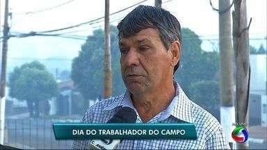 Programação em Rondonópolis marca o dia do trabalhador rural - Programação em Rondonópolis marca o dia do trabalhador rural.