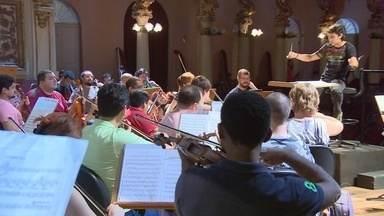 Orquestra AM Filarmônica apresenta Harry Potter - Avento integra temporada de 2016 da série Encontro das Águas.