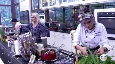 Mais voc ana maria recebe os jurados da final do super - Super chef 2000 ...