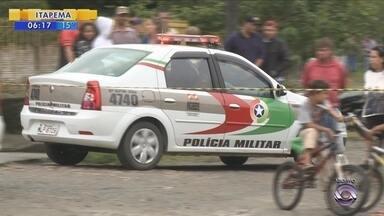 Joinville segue registrando aumento de homicídios em 2016 - Joinville segue registrando aumento de homicídios em 2016