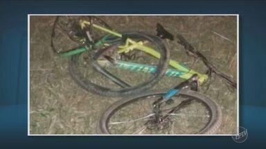 Ciclista morre atropelado em rodovia entre Itapira e Jacutinga-MG - O motorista que atropelou não prestou socorro.