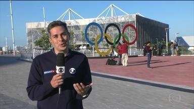 Mais de 120 mil pessoas são esperadas por dia no Parque Olímpico - O Parque Olímpico é formado por nove arenas: Maria Lenk, Arena Olímpica, Velódromo, Arenas Carioca 1, 2 e 3, Arena do Futuro, Estádio Aquático e Centro de Tênis.