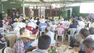 Cerca de R$50 milhões foram movimentados na 33ª Expoari - Dados são da organização do evento.