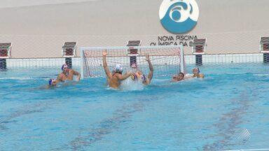 Olimpíadas: Seleção de Polo Aquático faz amistoso com a Croácia em Salvador - Veja como foi o jogo preparatório para os jogos olímpicos.