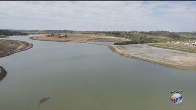 Barragem de Indaiatuba mostra boas condições para período de estiagem - Atualmente, a barragem tem capacidade suficiente para abastecer metade do município por até 90 dias.