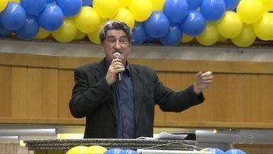 PSDB indica Valter Orsi como candidato a prefeito de Londrina - A convenção do partido foi realizada no domingo de manhã. O PSDB ainda não indicou o candidato a vice-prefeito.