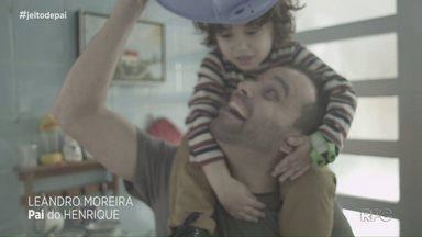 RPC lança campanha do Dia dos Pais e o seu pai pode aparecer na TV - Participe mandando uma foto ou um vídeo com o seu pai, ou com o seu filho. Veja como participar.