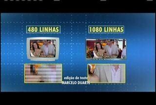Evolução dos sinais de transmissão chega a TV Digital - Sinal em HD da Inter TV dos Vales começa a ser exibido em Valadares.