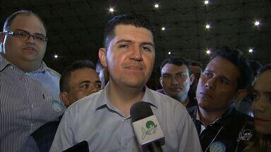 Ronaldo Martins oficializa candidatura à Prefeitura de Fortaleza - Ronaldo Martins oficializa candidatura à Prefeitura de Fortaleza