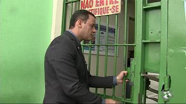 Defensores públicos realizam mutirão no presídio de Caruaru - Objetivo é rever os processos dos detentos.