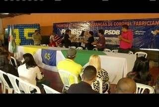 Nove partidos de Coronel Fabriciano se reúnem em convenção - Escolha de candidatos para eleições de 2016 foi feita.