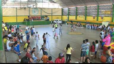 Circuito Comunidade no bairro do Roger em João Pessoa - O Circuito Comunidade é uma promoção da TV Cabo Branco e Central Única das Favelas.