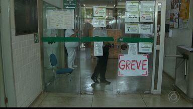 Funcionários que prestam serviços ao HU de João Pessoa voltam ao trabalho - Funcionários da Empresa Brasileira de Serviços Hospitalares estavam paralisados desde o dia 22 de julho.